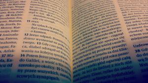 W oczekiwaniu na nowe przekłady Pisma Świętego,